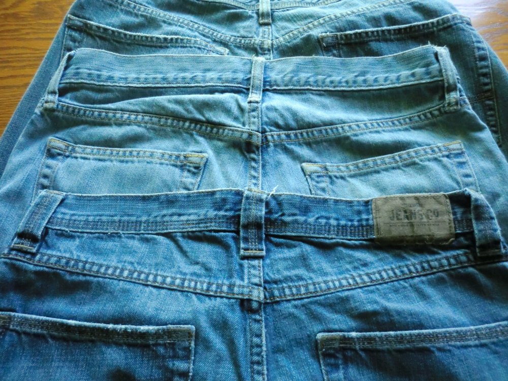 Making Jeans Last for Years (1/6)