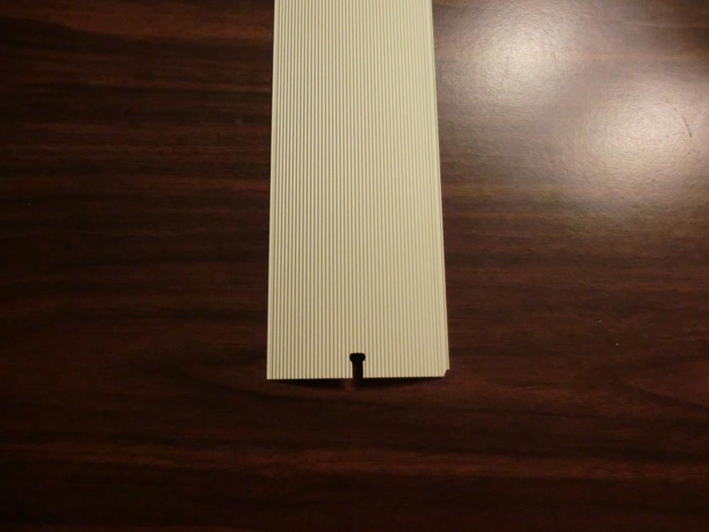 Repair Vertical Blind Vanes (1/3)