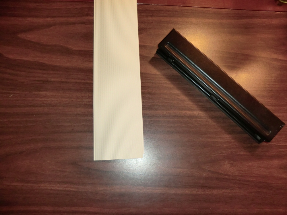 Repair Vertical Blind Vanes (2/3)