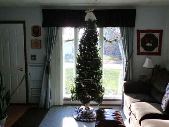 My 2012 Christmas Tree