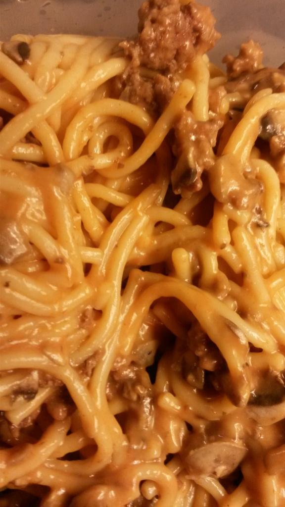 Easiest Spaghettie Ever!