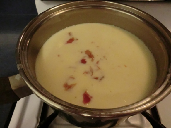 """Creamy Potato Soup"""