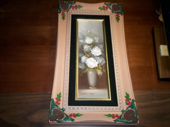 Another picture frame.