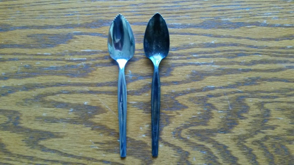 2 Grapefruit Spoons