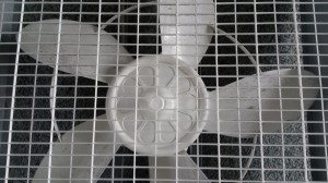 Dirty Box Fan