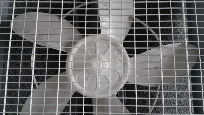 Dirty Box Fan