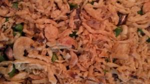 Green Bean Casserole Dinner