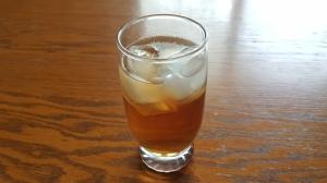 """Strawberry tea """"Last Taste of Summer"""" frugalfish.org"""
