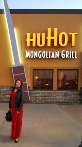 "Date at Hu Hot ""Using all of the Dress"" frugalfish.org"