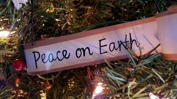 "Peace on Earth ""Can You Guess My Christmas Theme"" frugalfish.org"