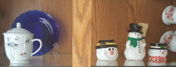 """Cup and Snowmen """"Whiter than Snow"""" frugalfish.org"""