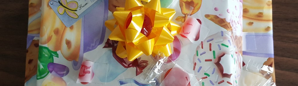 """Birthday Gift """"Leftover Candy"""" frugalfish.org"""