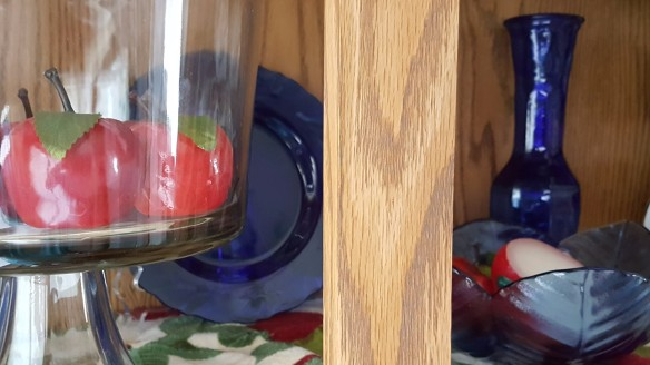 "Apples in the China Cabinet ""An Apple for the Teacher"" frugalfish.org"