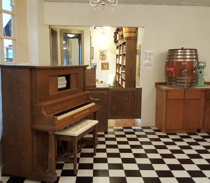 "The Music Man Soda Shop, ""Weekend in Mason City and Clear Lake, Iowa"" fruglafish.org"