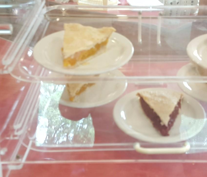 "Pie just like Grandma's ""Weekend in Mason City and Clear Lake, Iowa"" frugalfish.org"