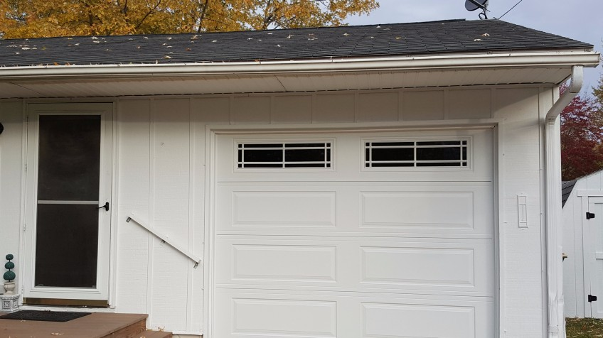 """New Garage Door """"Two Words to Get Anything"""" frugalfish.org"""