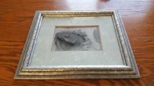 "Angel Picture ""Priceless Gift for Grandparents, Aunts, and Uncles"" frugalfish.org"