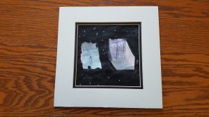 """Matted Fragment """"Priceless Gift for Grandparents, Aunts and Uncles"""" frugalfish.org"""